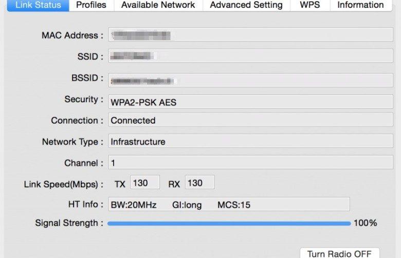 Driver USB Wifi TP-Link WN723N Untuk OS X Yosemite